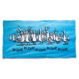 Disney Finding Nemo Seagulls Beach Towel - Mine, Mine, Mine, Mine