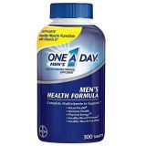 One A Day Mens Health Formula, 1Pack (300 Tablets Each)