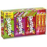 Skittles & Starburst Candy Full Size Variety