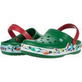 Crocband Holiday Lights Clog