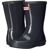 Hunter Kids Original Kids First Classic Gloss Rain Boot (Toddler)