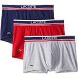 Lacoste 3-Pack Signature Waistband Trunk