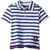 Hatley Kids Nautical Stripes Polo Tee (Toddler/Little Kids/Big Kids)