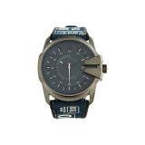 Diesel Master Chief Three Hand Leather Watch - DZ1950