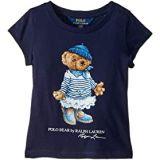 Polo Ralph Lauren Kids Marseilles Bear Cotton Tee (Toddler)