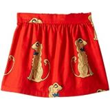 Mini rodini Spaniels Woven Skirt (Infant/Toddler/Little Kids/Big Kids)
