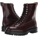 Lace-Up Lug Sole Boot