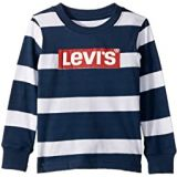 Levis Kids Twister Striped Top (Toddler)