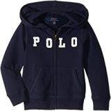 Polo Ralph Lauren Kids Polo Zip-Up Top (Toddler)