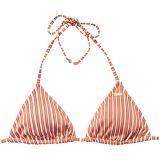 Sandy Treasure Tiki Tri Swim Top