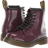 Dr. Martens Kid's Collection 1460 Patent (Toddler)