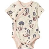 Finn + emma Short Bodysuit (Infant)