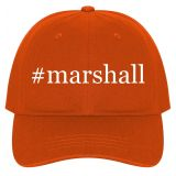 The Town Butler #Marshall - A Nice Comfortable Adjustable Hashtag Dad Hat Cap