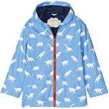 Hatley Kids Color Changing Silhouette Dinos Splash Jacket (Toddler/Little Kids/Big Kids)