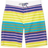 Multi Stripe Boardshorts (Toddler/Little Kids/Big Kids)
