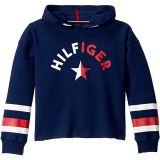 Hilfiger Pullover Fleece Hoodie (Big Kids)