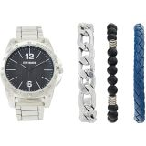 Watch and Multi Bracelet Set SMWS029