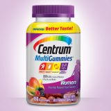 Centrum MultiGummies Women (150 Count) Improved! Better Taste! Gluten-Free Multivitamin/...