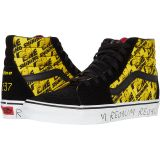 Vans X House of Terror Sneaker Collection