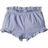 Janie and Jack Ruffle Edge Shorts (Infant)