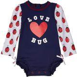 Love Bugs Rashguard Swimsuit (Infant)