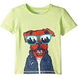 Hatley Kids Hip City Pup Graphic Tee (Toddler/Little Kids/Big Kids)