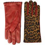 Leopard Gloves