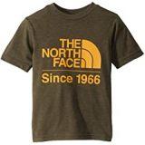 The North Face Kids Short Sleeve Tri-Blend Tee (Little Kids/Big Kids)