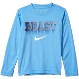 Dri-FIT™ Beast Graphic Long Sleeve T-Shirt (Toddler/Little Kids)
