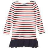 Striped Cotton Jersey Dress (Little Kids)