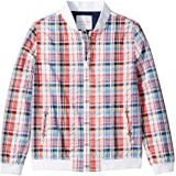 Janie and Jack Plaid Bomber (Toddler/Little Kids/Big Kids)