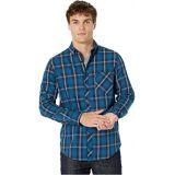 Ben Sherman Long Sleeve Traditional Plaid Shirt