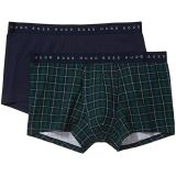 2-Pack Trunks Pattern/Solid Gift Box