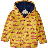 Hatley Kids Vintage Fire Trucks Raincoat (Toddler/Little Kids/Big Kids)