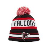 New Era NFL The Jake Knit -- Atlanta Falcons