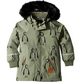 Mini rodini K2 Penguin Parka (Infant/Toddler/Little Kids/Big Kids)