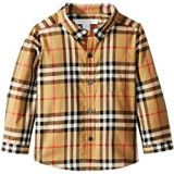 Burberry Kids Fred Long Sleeve (Infant/Toddler)