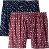 Tommy Bahama 2-Pack Island Washed Cotton Woven Boxer Set