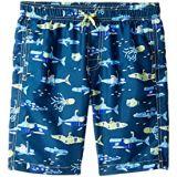 Hatley Kids Animal Subs Swim Trunks (Toddler/Little Kids/Big Kids)