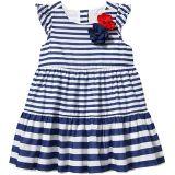 Stripe Dress (Toddler/Little Kids/Big Kids)