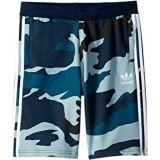 Adidas Originals Kids Camo Shorts (Little Kids/Big Kids)