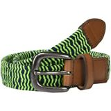 Janie and Jack Woven Stretch Belt (Toddler/Little Kids/Big Kids)