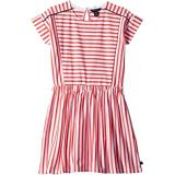 Tommy Hilfiger Kids Stripe Pieced Dress (Big Kids)