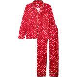 Snowballs Button Down Pajama Set (Toddler/Little Kids/Big Kids)