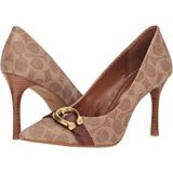 COACH Waverly 85mm Pump with Signature Buckle