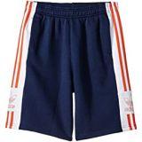 Adidas Originals Kids Outline Shorts (Little Kids/Big Kids)