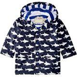 Hatley Kids Color Changing Shark Frenzy Raincoat (Toddler/Little Kids/Big Kids)