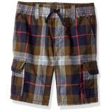 Gymboree Boys His Little Patchwork Shorts