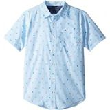 Tommy Hilfiger Kids Ice Cream Woven Shirt (Big Kids)
