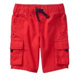 Gymboree Boys Little Pull-on Cargo Shorts